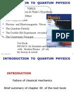 Modern Physics Class Final