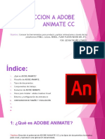 Adobe Animate Jorge Choez