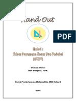 Bahan Ajar (Handout) Tugas 1 Dwi Wahyuni Kelas B.pdf