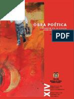 Obra Poetica Cimarron en La Lluvia Alfredo Vanin