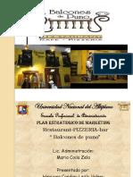 EXPOSICION DE MARKETING