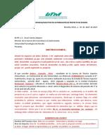 EJEMPLO DE  UN PROYECTO DE REPORTE  TECNICO  EN TEXTO  CORTO