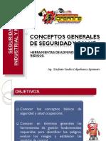 Conceptos Generales de SSOy Herramientas de Gestion.
