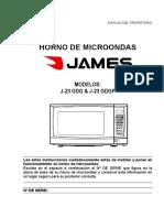 HornoMicroondas J 23 GDG J 23 GDGP New 251012