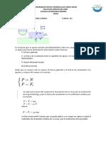 Fricción Estática y Cinética