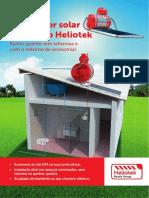 Folheto Aquecedor Compacto Heliotek
