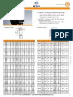 Catalogo Aneis de Fixacao Clampex 100 603