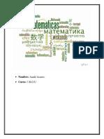 Materia Matematica 1