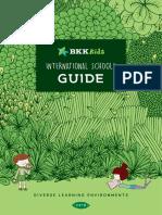 2018 BKK Kids Intl School Guide