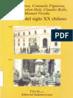 Correa, Sofía & Otros - Historia Del Siglo XX Chileno