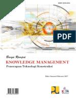 2017-Buku Knowledge Management Edisi 01 Januari Februari 2017