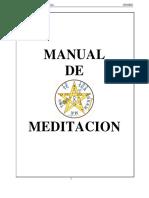 01. Manual de Practica de MEDITACION
