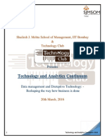 Concept_Document_Technology and Analytics Continuum