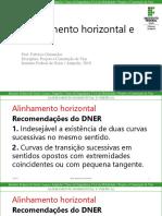Aula 13 - Alinhamento Horizontal e Vertical