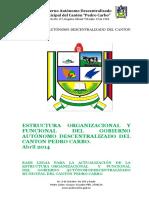 Codigo Organico Municipal