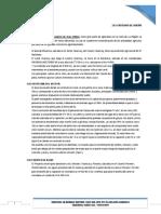 3.03 Criterios de Diseño CANAL HUANCAY