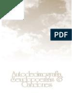 Autodecimografía, Seudopoemas y Canc