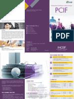 PCIF Brochure
