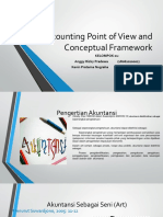 TA - Accounting Point of View and Coceptual Framework