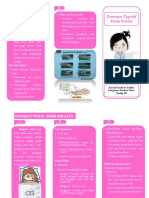 Leaflet Demam Typoid Pada Balita.pdf