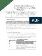 Protocolo de Revisión Modulo de Evaluación v1