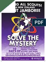 22 Nd Jamboree Final Poster