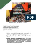 Proyecto de Aula - Maria Del Carmen Caicedo