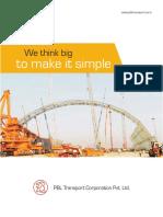 Pbl Brochure 2018