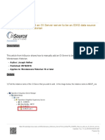 How to add an OI Server server to be an IDAS data source in the Wonderware Historian.pdf