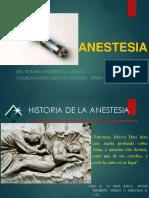 Clase 1 Anestesia