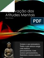 Renovação as atitudes mentais