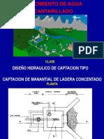 Diseño de Captacion Tipo Parte II