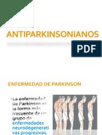 Anti Parkinsonian Os