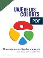 El Lenguaje de Los Colores