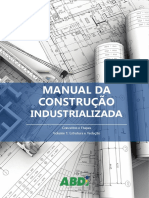 Manual da Construção Industrializada.