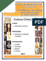 culturas del perú