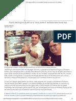 Flávio Não Fugiria Do MP Se a _nova Política_ de Bolsonaro Fosse Real - UOL Notícias