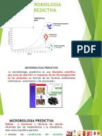 MICROBIOLOGIA PREDICTIVA