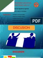 Conclusion y Discusion