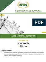 Modulo I Sociologia