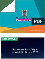 Plan Demo Vili Dad Segura de Medellin