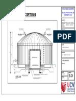Diseño de Reservorio-corte B-b