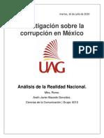 Corrupción en México..docx