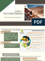 PROSPECCIÓN Y PETITORIO MINERO.pptx