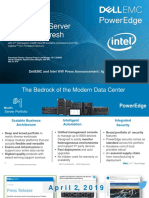 PowerEdge Portfolio Refresh Partner Webinar 05302019 v2