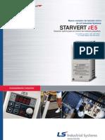 Catalogo Variador LG Modelo IE5