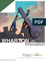 Wharton on Innovation