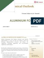 OGA_Chemical Series_Aluminium Foil Market Outlook 2019-2025