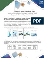 Anexo 1 - Información y descripción del caso para Fase 2. Resolver el caso de definición del Plan Maestro de Producción PMP.docx