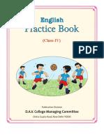English Practice Book 4